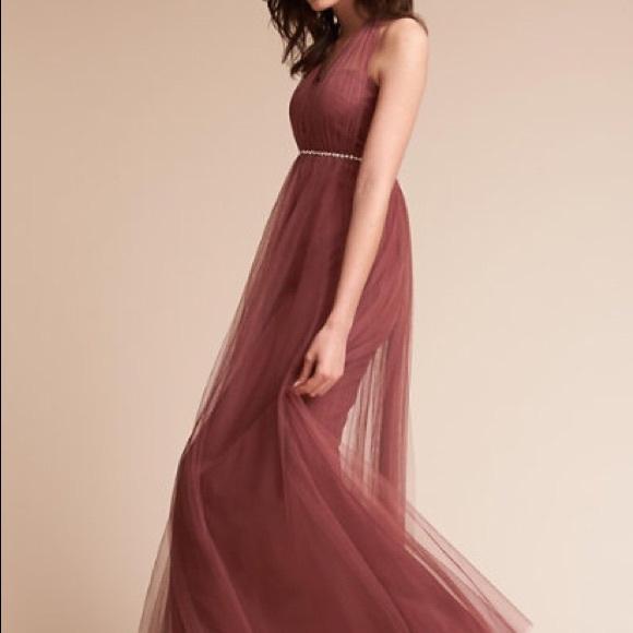 fcd88ed33c Jenny Yoo Dresses   Skirts - BHLDN Jenny Yoo Annabelle Dress in Cinnamon  Rose